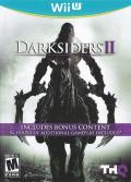 Darksiders II Wii U Front Cover