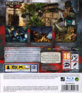 Risen 2: Dark Waters PlayStation 3 Back Cover