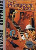The Pharaoh's Curse Commodore 64 Front Cover
