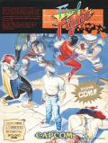 Final Fight Sharp X68000 Front Cover