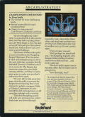 Championship Lode Runner PC Booter Back Cover