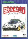 Sega Rally 2 Championship Windows Front Cover