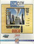 SimCity Enhanced CD-ROM DOS Front Cover