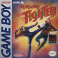 Raging Fighter Game Boy Front Cover