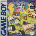 The Rugrats Movie Game Boy Front Cover