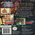The Rugrats Movie Game Boy Back Cover