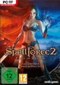 SpellForce 2: Faith in Destiny Windows Front Cover