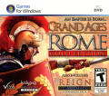 Grand Ages: Rome - Gold Edition Windows Front Cover