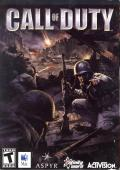 Call of Duty Macintosh Front Cover