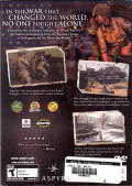 Call of Duty Macintosh Back Cover