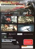 Call of Duty: World at War Windows Back Cover Box