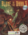 Alone in the Dark 3 DOS Front Cover