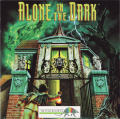 Alone in the Dark 3 DOS Other Jewel Case - Aitd1 Front
