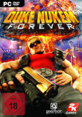 Duke Nukem Forever Windows Front Cover