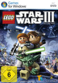 LEGO Star Wars III: The Clone Wars Windows Front Cover