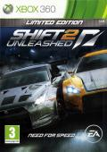 SHIFT 2 Unleashed (Limited Edition) Xbox 360 Front Cover