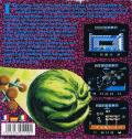 Wizball Commodore 64 Back Cover