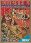 Lord of the Sword SEGA Master System Front Cover