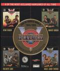 V for Victory: Commemorative Collection DOS Front Cover