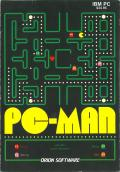 PC-Man PC Booter Front Cover