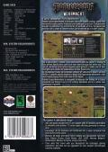 Panzer Corps: Wehrmacht Windows Back Cover