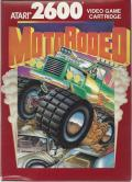 MotoRodeo Atari 2600 Front Cover