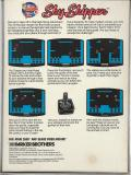 Sky Skipper Atari 2600 Back Cover