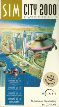 SimCity 2000: CD Collection Macintosh Front Cover