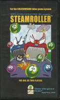 Steamroller ColecoVision Front Cover