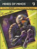 Mines of Minos Atari 2600 Front Cover