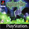 Syphon Filter PlayStation Front Cover