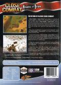 Close Combat: Cross of Iron Windows Back Cover