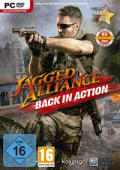 Jagged Alliance: Back in Action Windows Front Cover