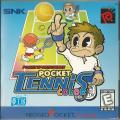 Pocket Tennis Neo Geo Pocket Color Front Cover