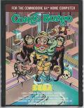 Congo Bongo Commodore 64 Media