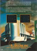Crossfire VIC-20 Back Cover
