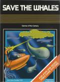 Save the Whales Atari 2600 Front Cover