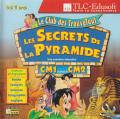 Secrets of the Pyramids Windows 3.x Front Cover
