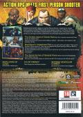 Borderlands: Game of the Year Edition Windows Back Cover