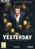Yesterday Windows Front Cover