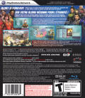 Dynasty Warriors 6: Empires PlayStation 3 Back Cover