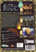 Jewel Quest Mysteries: Curse of the Emerald Tear Windows Back Cover