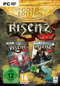 Risen 2: Dark Waters - Gold Edition Windows Front Cover