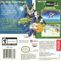Dragon Ball Z: Supersonic Warriors Game Boy Advance Back Cover