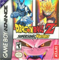 Dragon Ball Z: Supersonic Warriors Game Boy Advance Front Cover