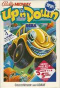 Up 'n Down ColecoVision Front Cover