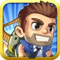 Jetpack Joyride Android Front Cover