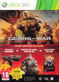 Gears of War: Judgment (Limited Edition) Xbox 360 Front Cover