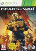 Gears of War: Judgment Xbox 360 Front Cover