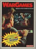 WarGames  ColecoVision Front Cover